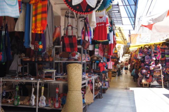 シウダデラ市場