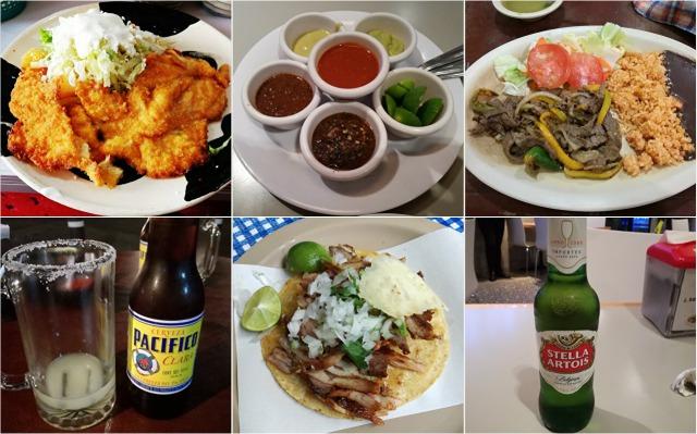 メキシコ料理とお酒