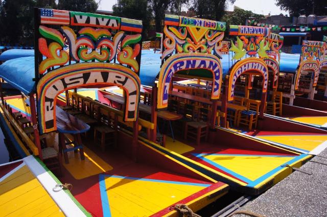 メキシコシティ観光