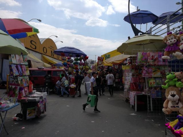 ソノラ市場
