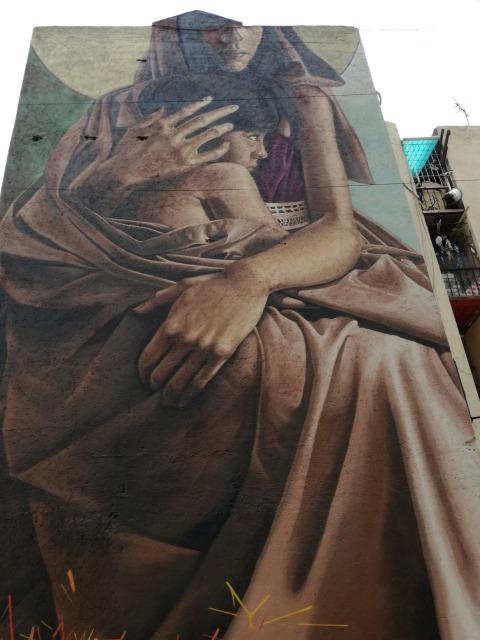 街のアート③