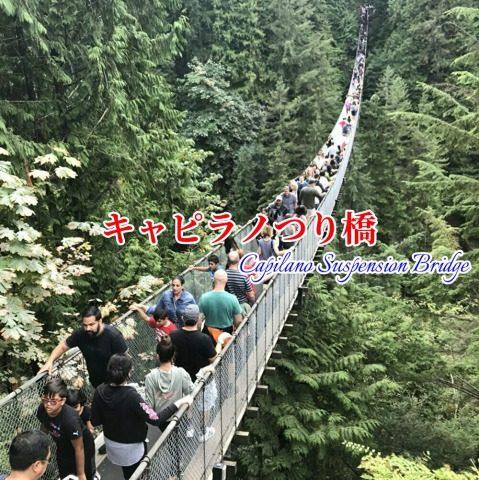 キャピラノつり橋