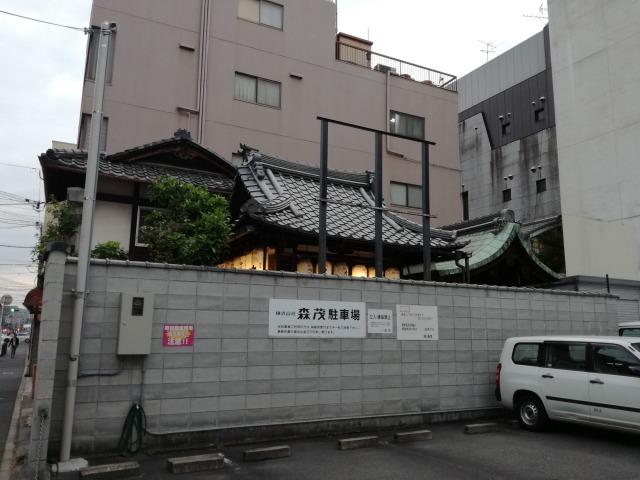 繁昌神社へのアクセス
