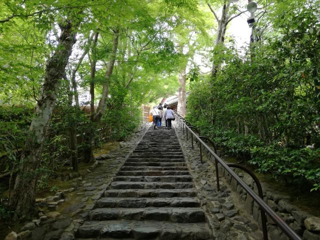 鈴虫寺の営業時間および混雑状況
