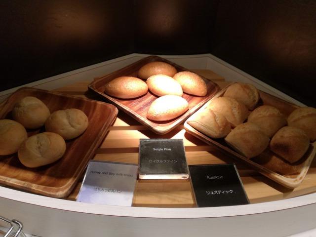 豆乳パン・ライ麦パン・フランスパン