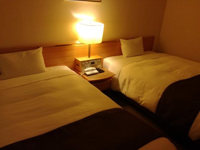 ホテルフジタ奈良の客室について