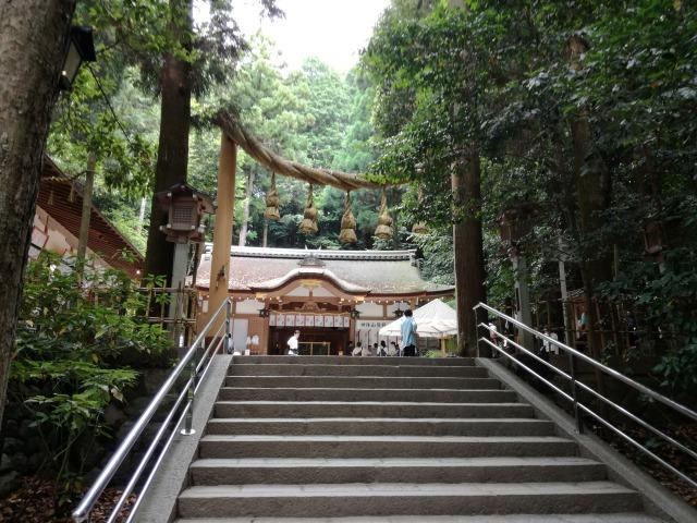 狭井神社へのアクセス