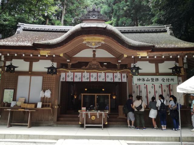 狭井神社の概要