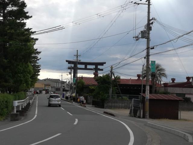 大神神社へのアクセス