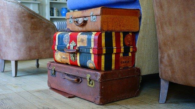 旅行日数別のオススメレンタルスーツケース